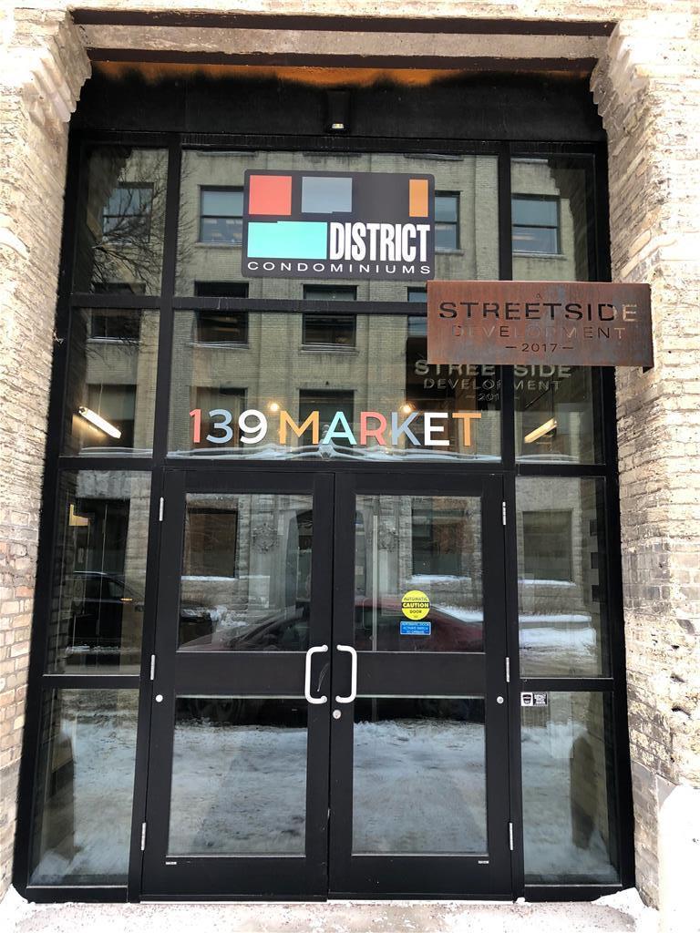 201 139 Market AVE, Winnipeg