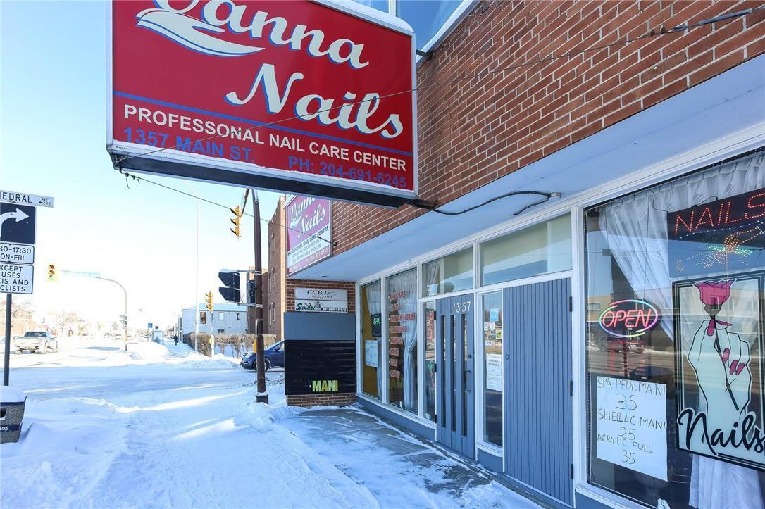 1357 Main ST, Winnipeg
