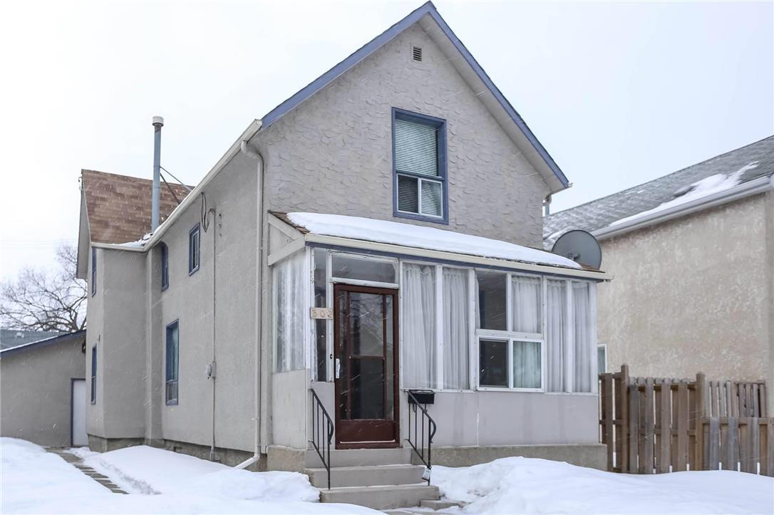 307 Laura ST, Winnipeg