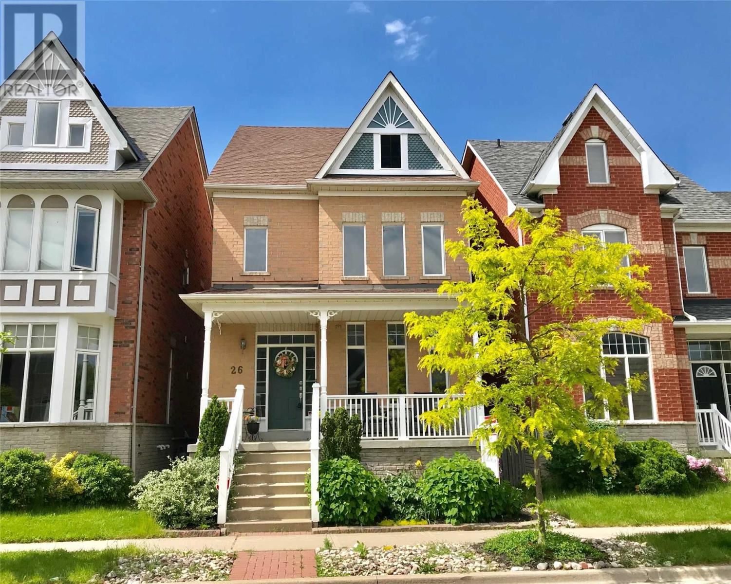 26 SPRING MEADOW AVE, Markham